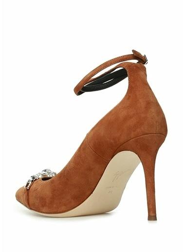 Giuseppe Zanotti Ayakkabı Camel